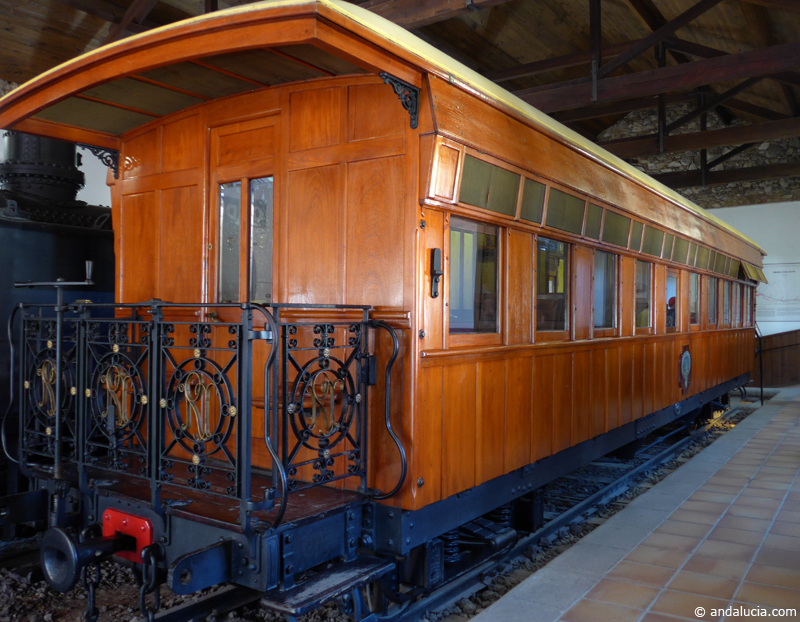 The Royal Railway Carriage