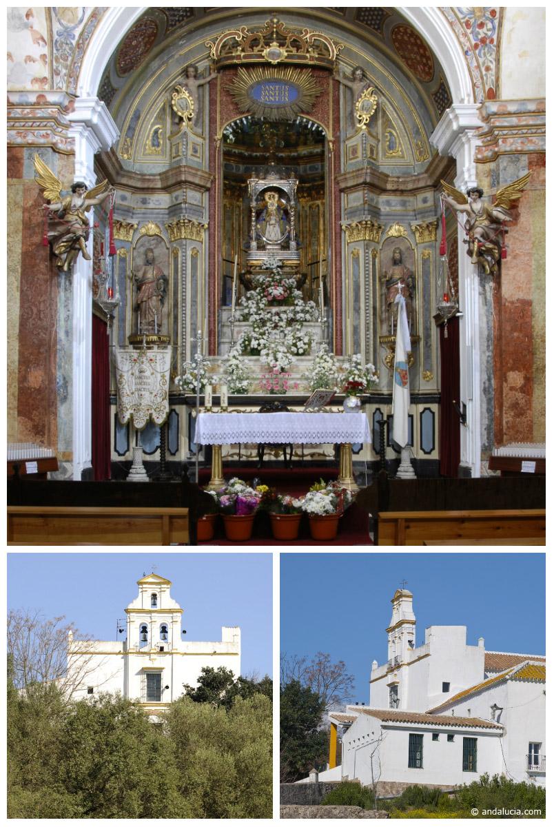 Sanctuary of Virgin de los Santos