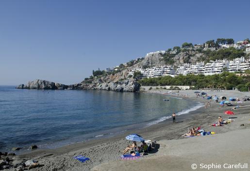 Ensenada de los Berengueles beach © Sophie Careful