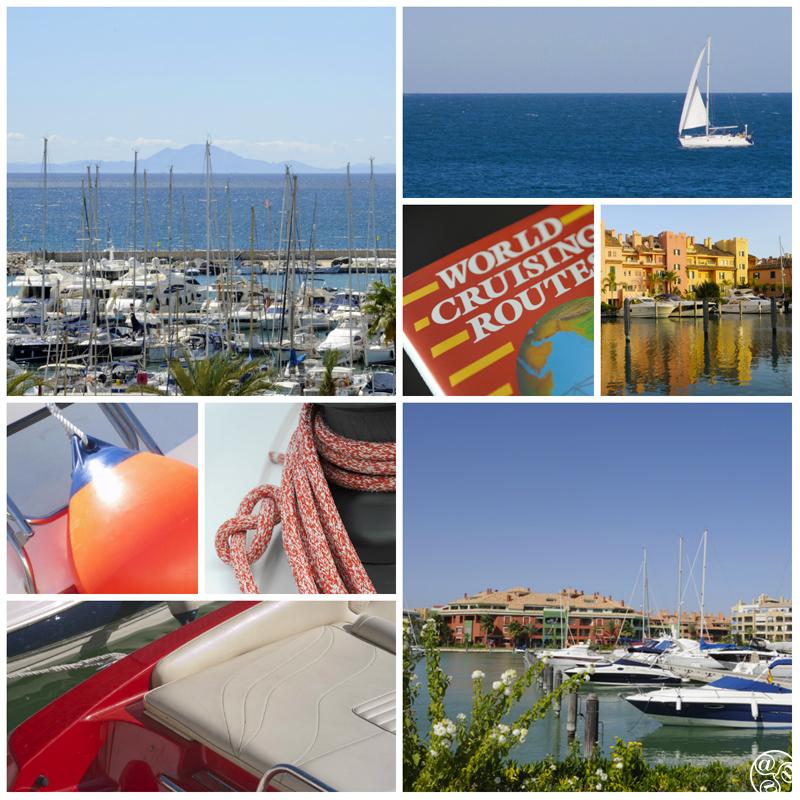 Andalucia, sailing, marinas