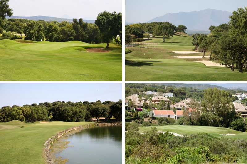 San Roque Golf Club - New Course © San Roque Golf Club