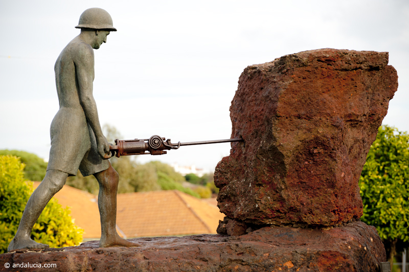 Homage to the Rio Tinto miners