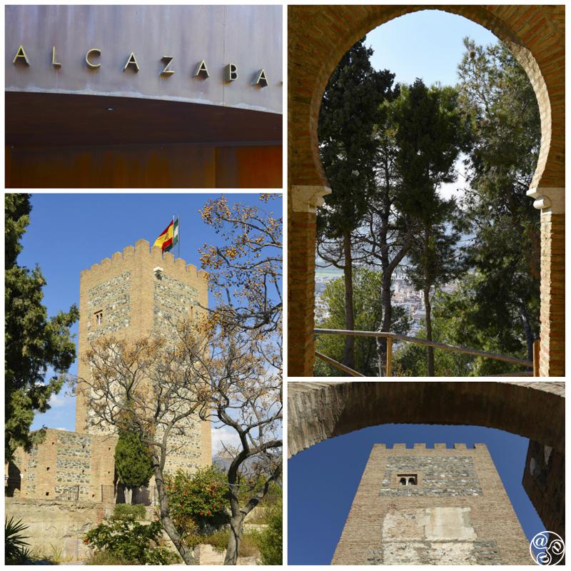 The Moorish castle is the landmark of Velez-Malaga © Michelle Chaplow