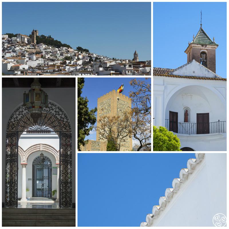 Capital of La Axarquía, Vélez-Malaga, © Michelle Chaplow