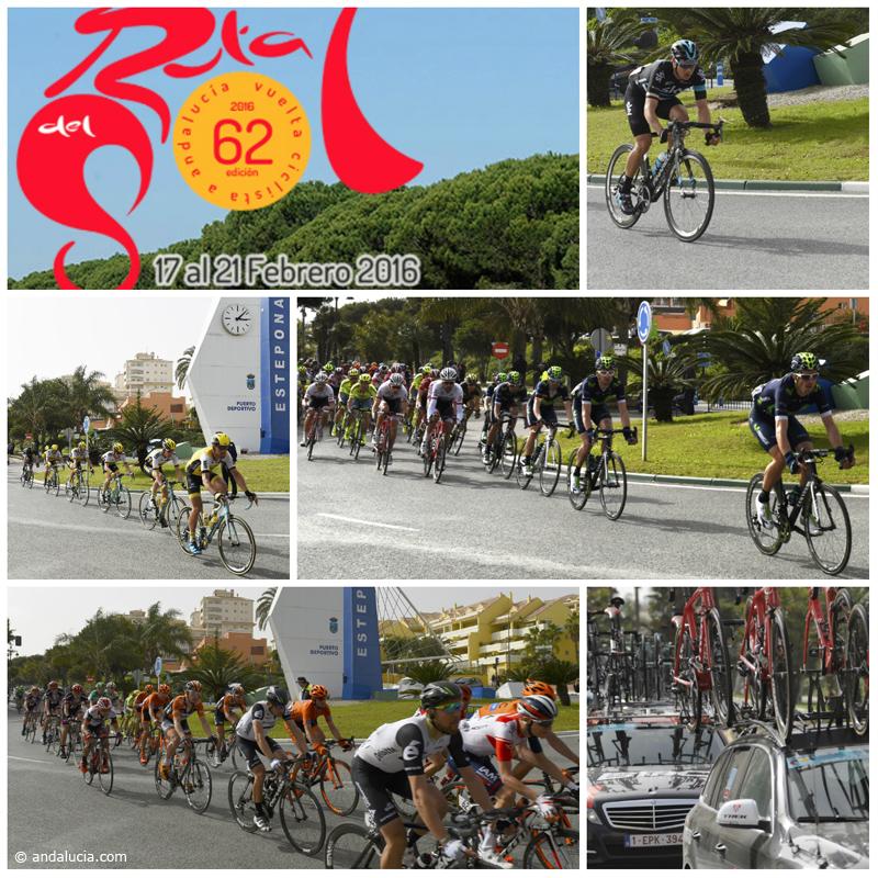 Vuelta a Andalucia. final dal 21st Feb 2016 in Estepona © andalucia_com