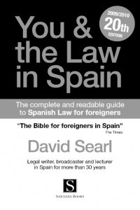 You and the Law in Spain by David Searle