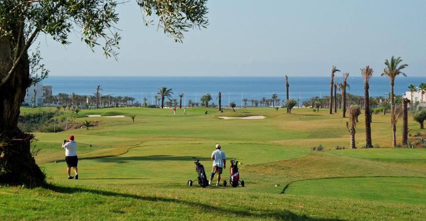 Alborán Golf © Alborán Golf