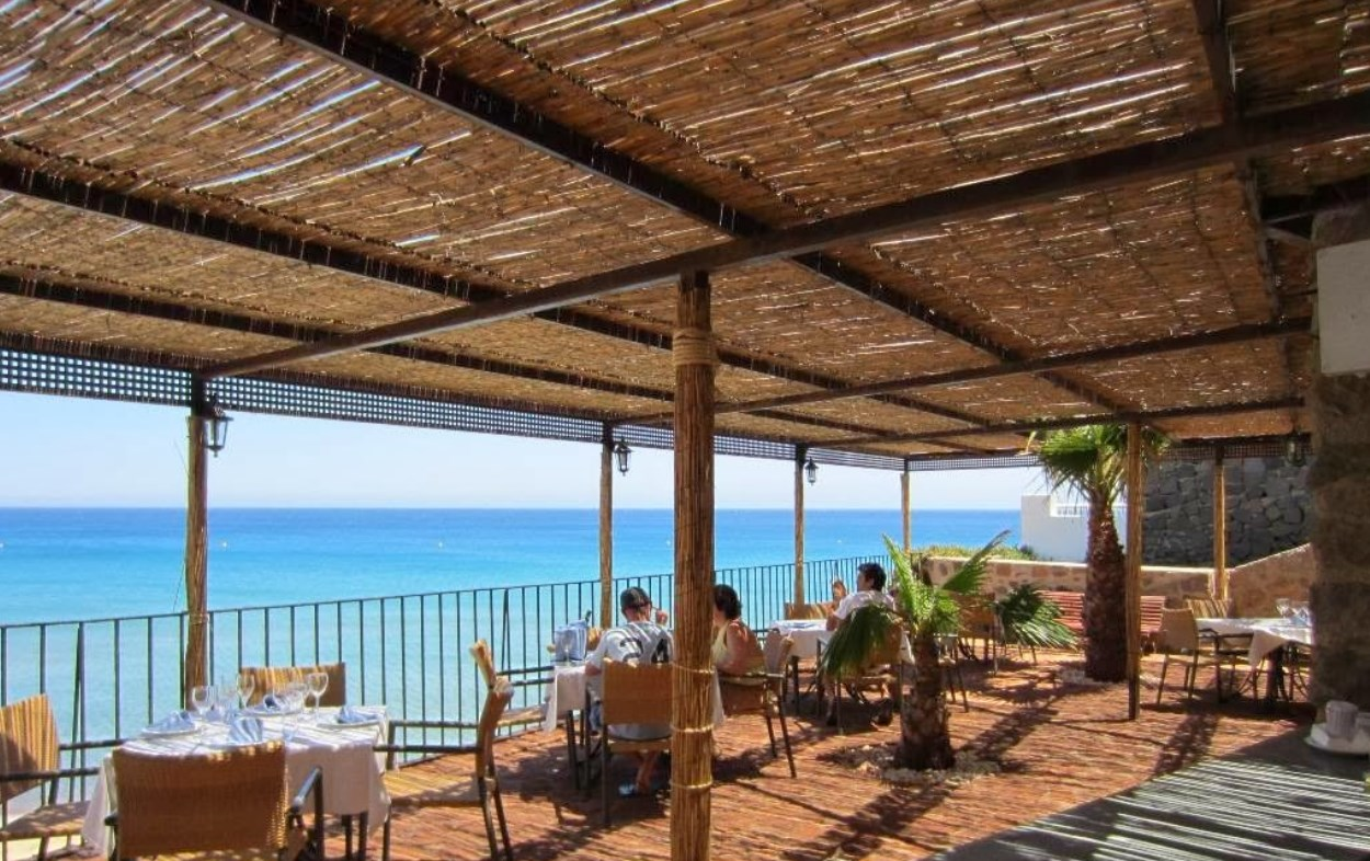 Amazing views - Restaurants in Almeria © Kisacar