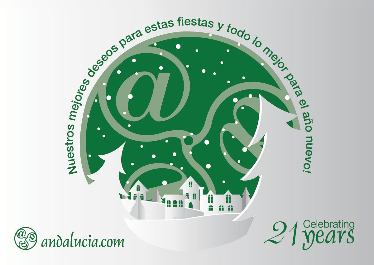 Nuestros mejores deseos para estas fiestas y todo lo mejor para el año nuevo!