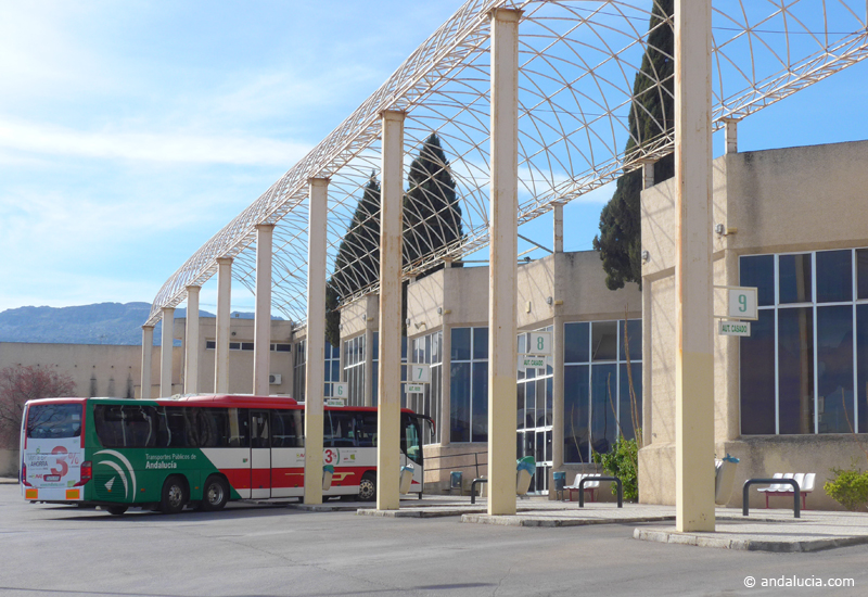 Antequera Bus Station