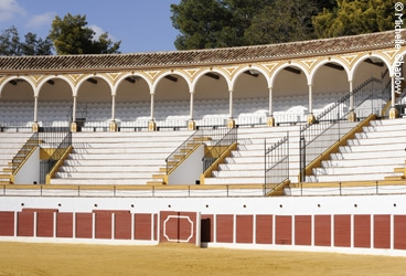 Antequera Bullring © Michelle Chaplow