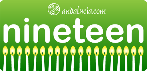 Andalucia.com 19th Birthday