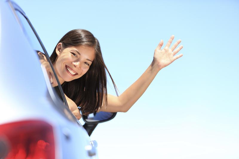 Car Hire at Malaga Airport © iStock