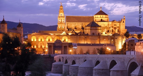 The historic city of Cordoba. © Michelle Chaplow