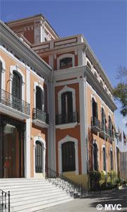 Casa colon in the city of huelva andalucia southern spain - Casa colon huelva ...