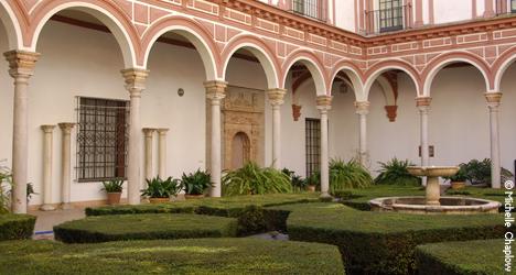 Seville Museo De Bellas Artes Museum The City Of Seville