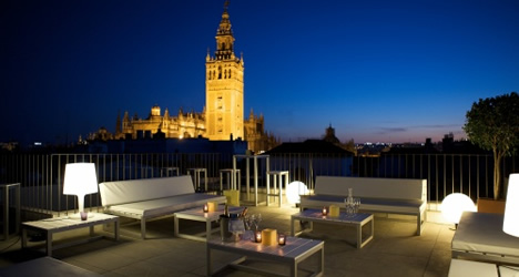 Seville Hotel Fontecruz The City Of Seville Hotels And