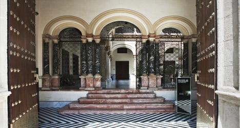 Seville Hotel Palacio De Villapanes The City Of Seville
