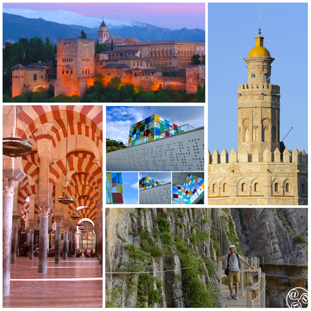 Top 40 things to see and do in Andalucia © Michelle Chaplow