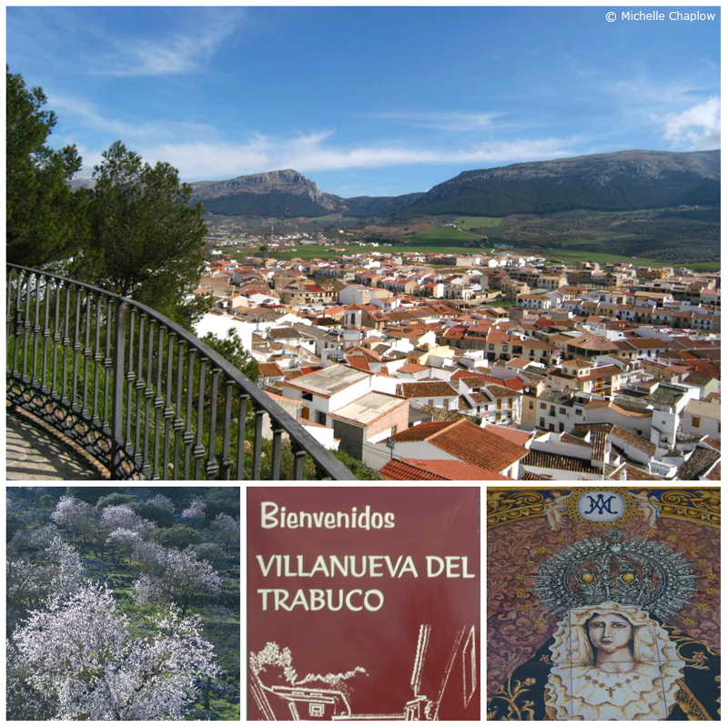 Villanueva del Trabuco © Michelle Chaplow ( Click to enlarge)