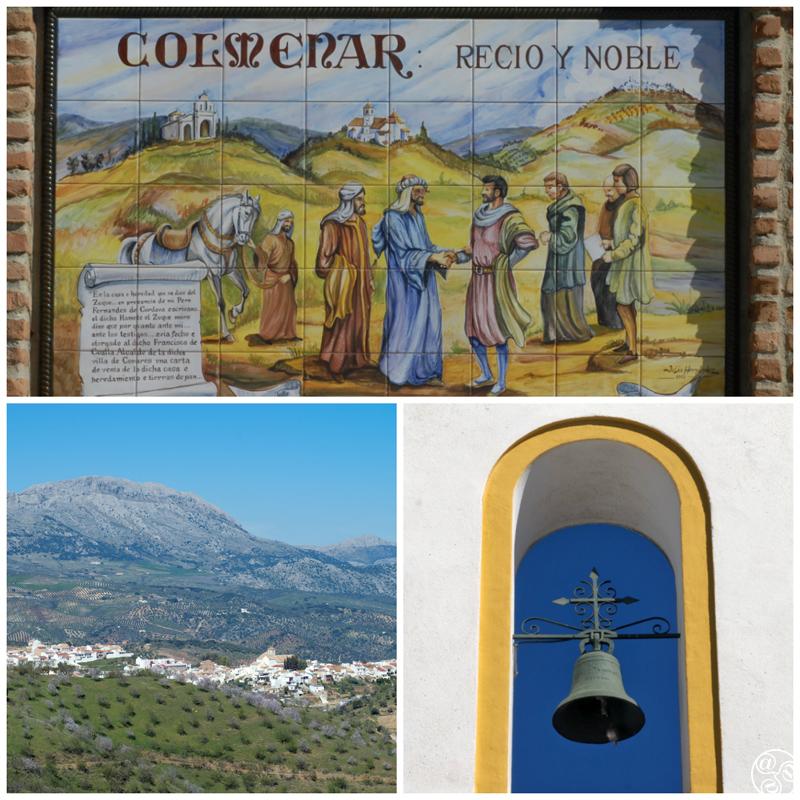 Colmenar, Andalucia Spain  © Michelle Chaplow