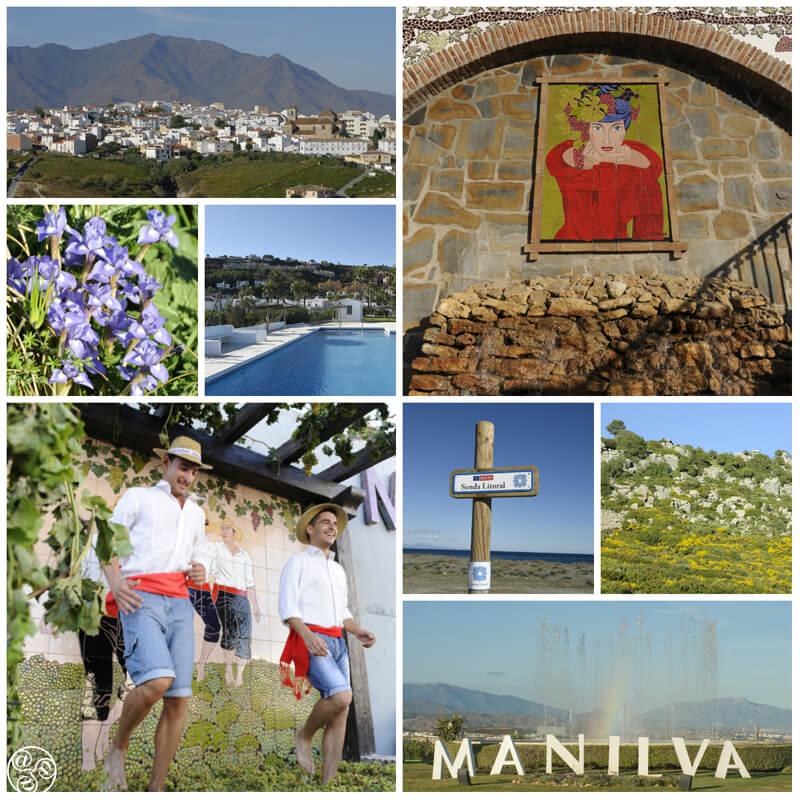 Manilva Villa Costa del Sol, Andalucia Spain  © Michelle Chaplow