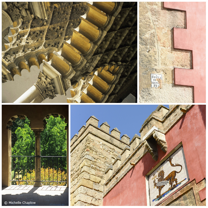 The Alcázar Real of Seville  © Michelle Chaplow
