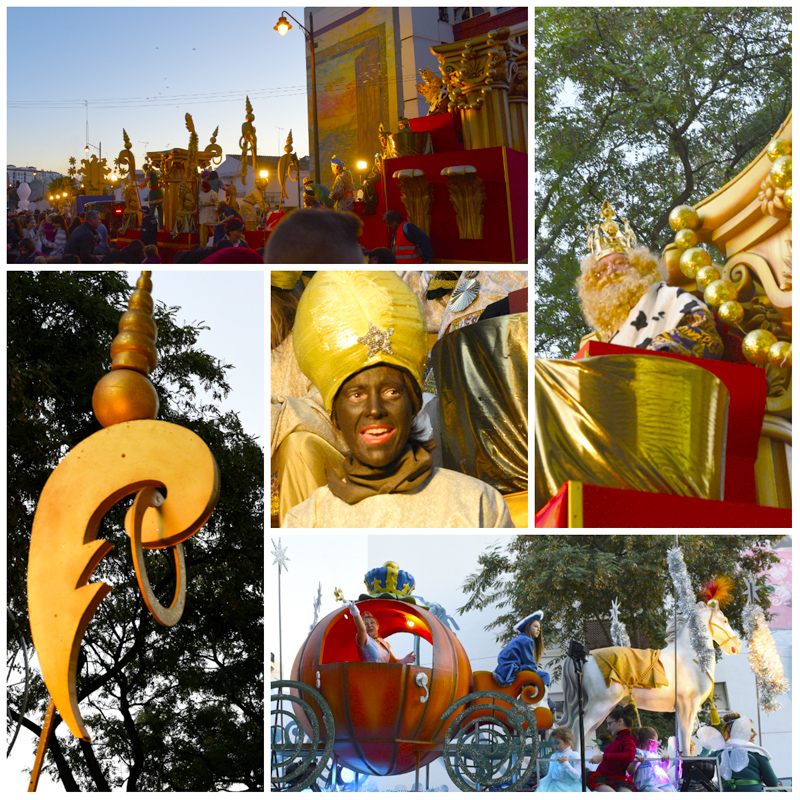 The Three Kings arrive in all the towns and villages of Spain © andalucia.com