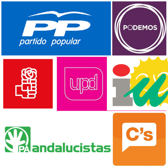 Andalucia Regional elections