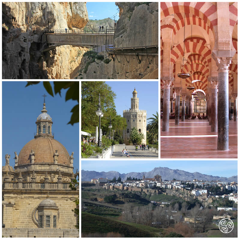 Excursions from Costa del Sol © Michelle Chaplow & Kevin George Monterrubio