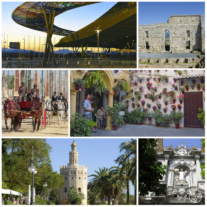 Cultural cities in Andalucia © Michelle Chaplow
