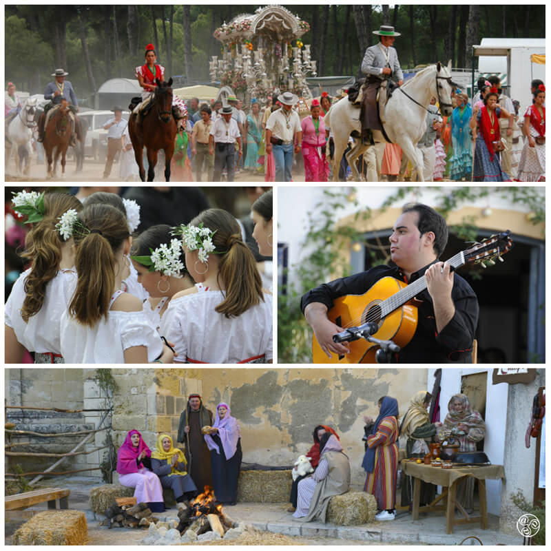 Traditional festivals in Andalucia © Michelle Chaplow