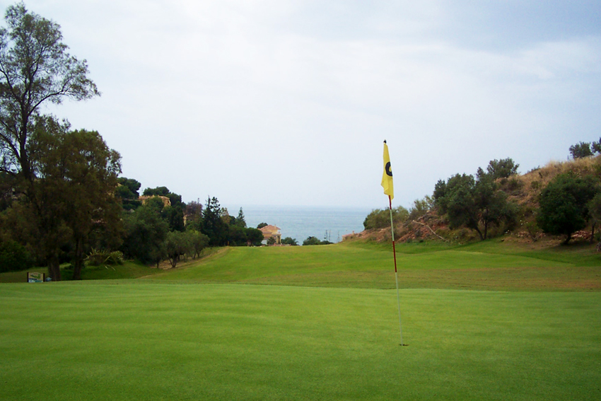 Club de Golf El Candado © Club de Golf El Candado