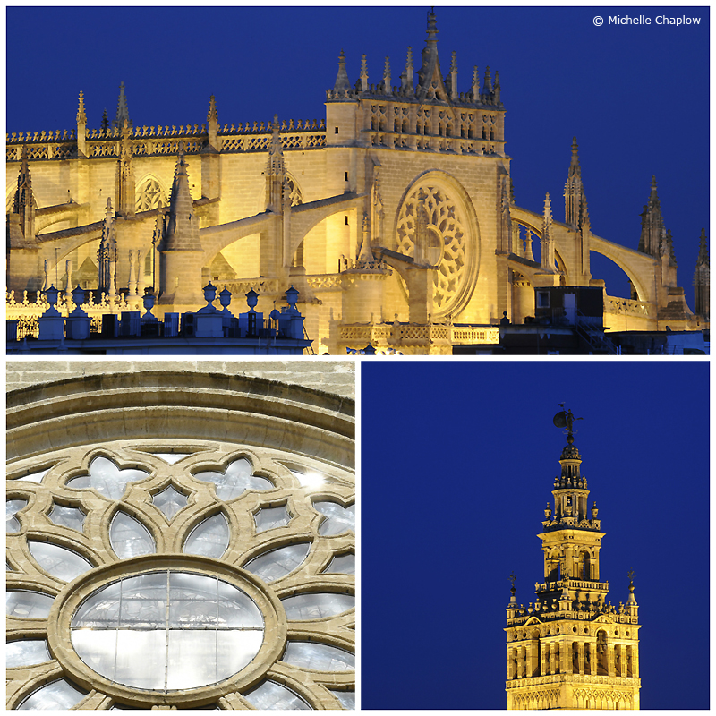Seville Cathedral © Michelle Chaplow