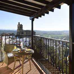 Imagine spending the night in a Spanish castle, or how would you like to stay in an ancient monastery or a convent?
