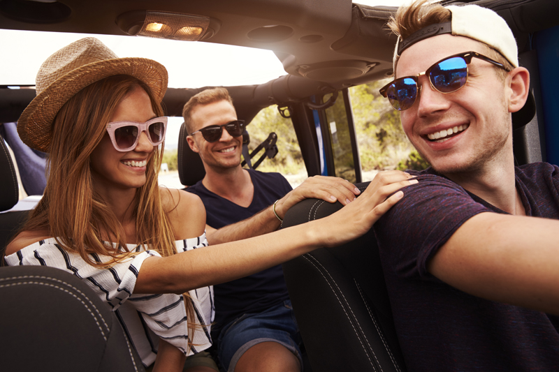 Exploring Andalucia by hire car can be great fun © istock photo