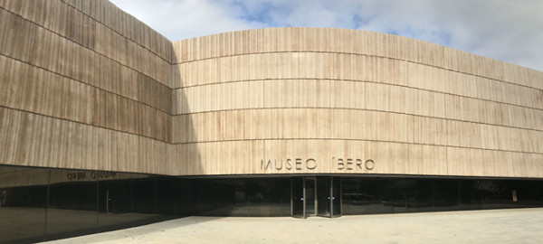 Iberian Museum facade - photo courtesy Junta de Andalucia