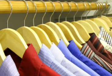 Dry cleaning services can be found in most Andalucian towns © iStock image