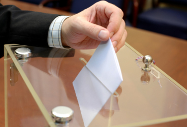 Make your vote count! © iStock image