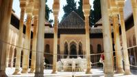 The Alhambra Palace in Granada City - Tourist Information