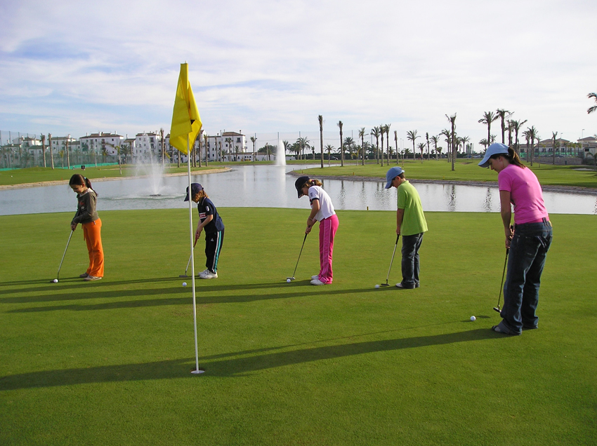 Los Moriscos Club de Golf © Los Moriscos Club de Golf