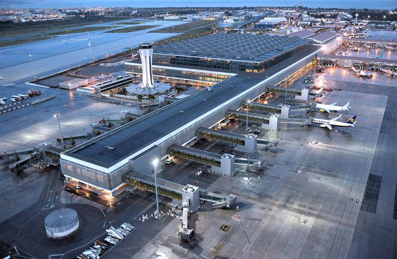 Malaga Airport © Aena