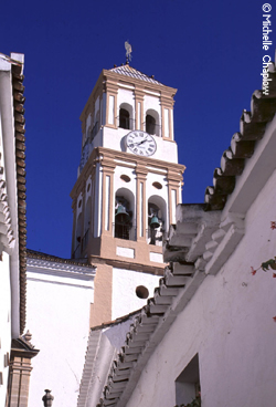 Encarnacion Church situated in the very heart of Marbella old town © Michelle Chaplow