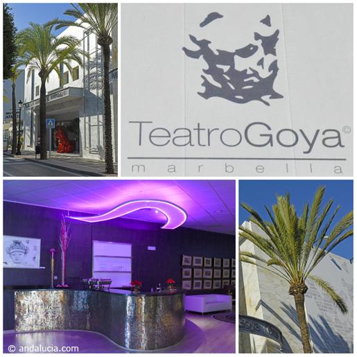 Teatro Goya, Puerto Banus, Marbella © andalucia.com