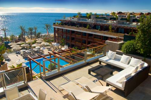 Gran Hotel Guadalpin on the Andalusian coastline