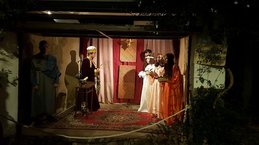 The Three Kings - Linares Live Nativity ©Saskia Mier