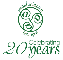 Andalucia.com, the most-visited and longest-established website about Southern Spain, is celebrating its 20th anniversary on 17 April 2016.