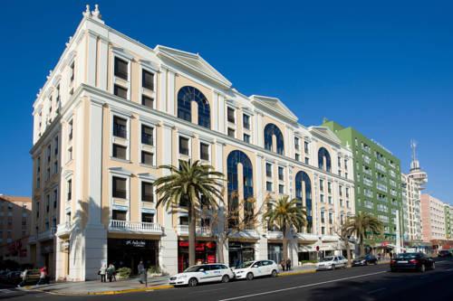 Hotel monte puertatierra c diz hotels and accommodation - Hotel puertatierra cadiz ...