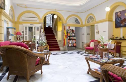 Hospederia Las Cortes de Cadiz. © booking.com
