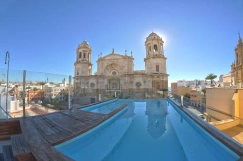 Hotel La Catedral - Cádiz © booking.com